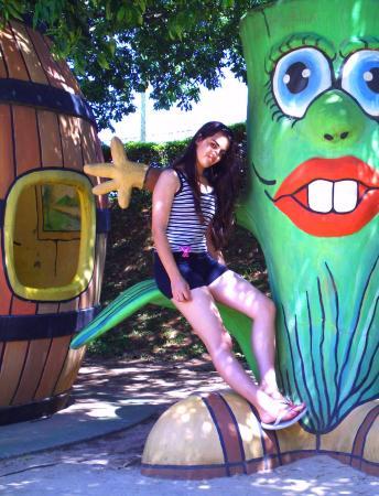 Parque da Guarda: Me senti uma criança..hahaha