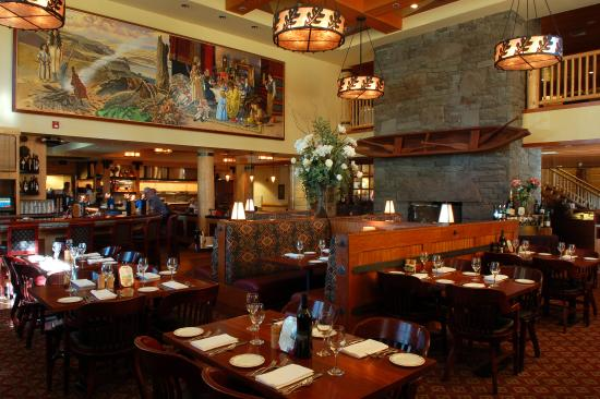 Heathman Lodge: Restaurant