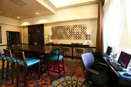 Crowne Plaza Oklahoma City: Business Center