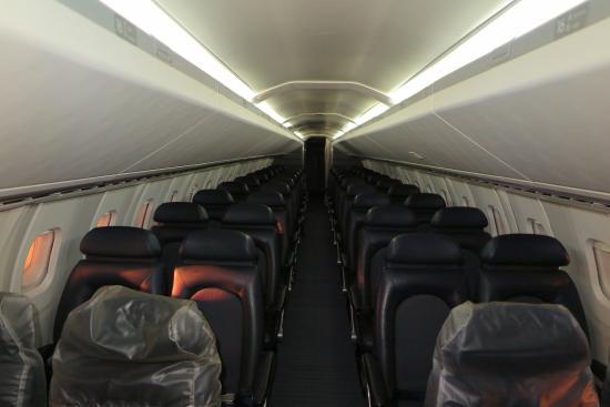 Barbados Concorde Experience: INTERIOR