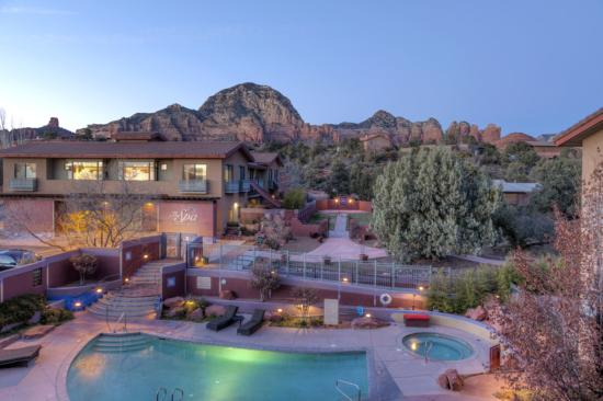 Sedona Rouge Hotel And Spa Photos Updated 2017 Reviews