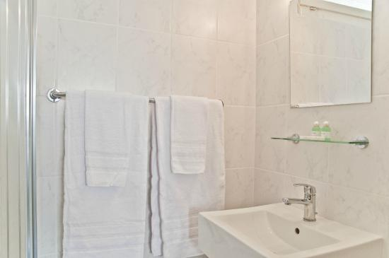 Etoy, Szwajcaria: Salle de bain WC & douche