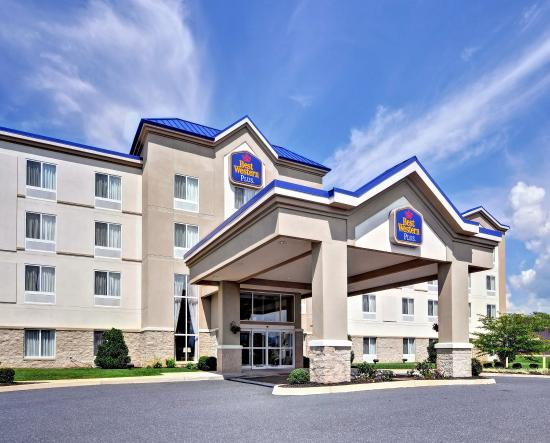 Best Western Plus Waynesboro Inn & Suites Conference Center: Exterior