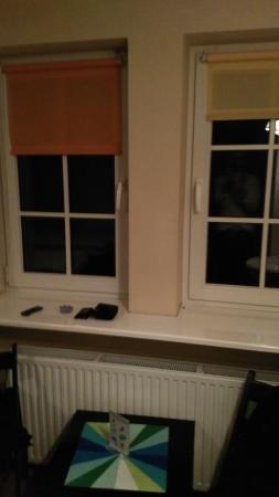 Arte Hostel : room window