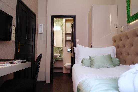 Design Hotel Jewel Prague: 싱글룸