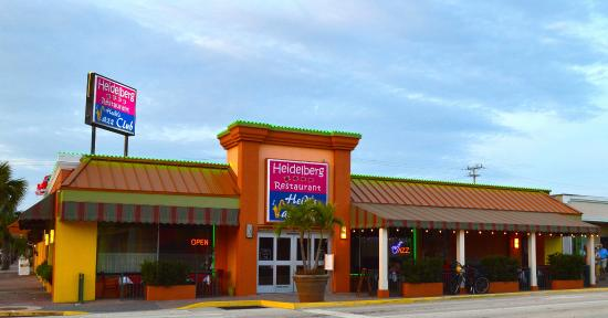 heidelberg restaurant cocoa beach menu prices restaurant reviews tripadvisor. Black Bedroom Furniture Sets. Home Design Ideas