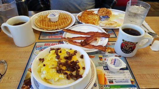 Waffle House: 20151210_091303_large.jpg