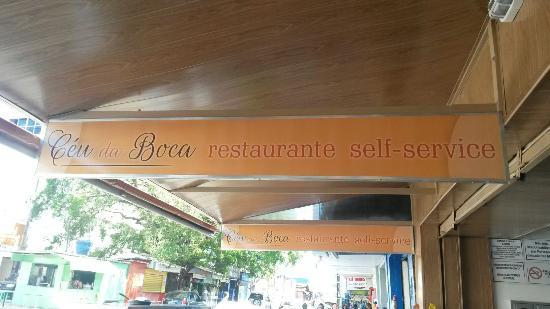 Restaurante Céu da Boca