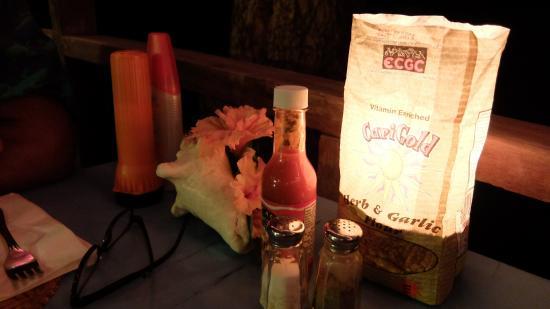 Fernando's Hideaway: Candle lit dinner
