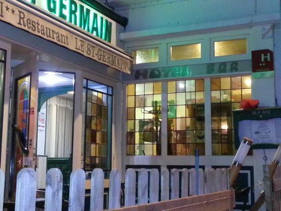 Hotel Le Saint Germain: Hôtel Extérieur