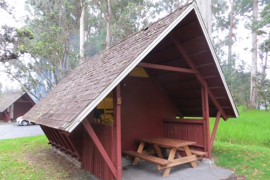 cabin picture of namakani paio cabins hawaii volcanoes