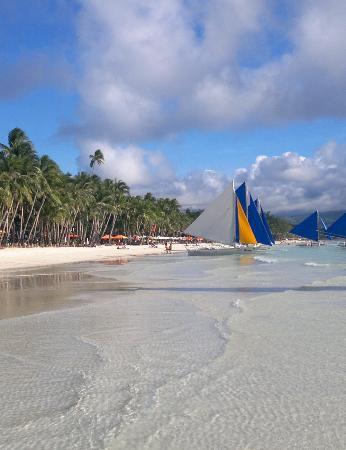 Orchids Resort: Boracay, beautiful, amazing beach