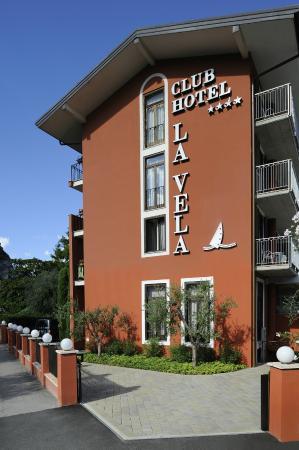 Club Hotel La Vela: entrata