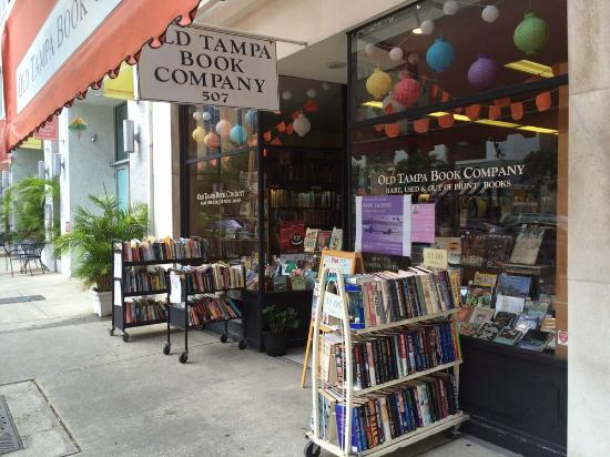 ‪Old Tampa Book Company‬