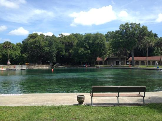 De Leon Springs, Флорида: .