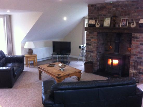 Strangford Bay Lodge: Family room