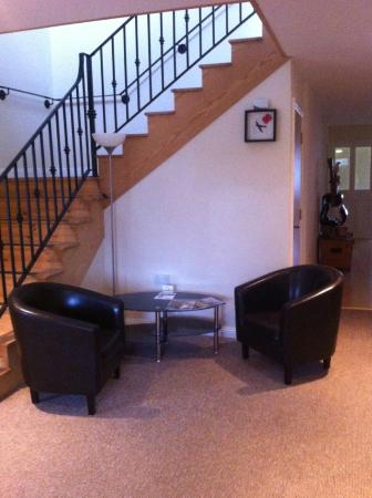 Strangford Bay Lodge: relax