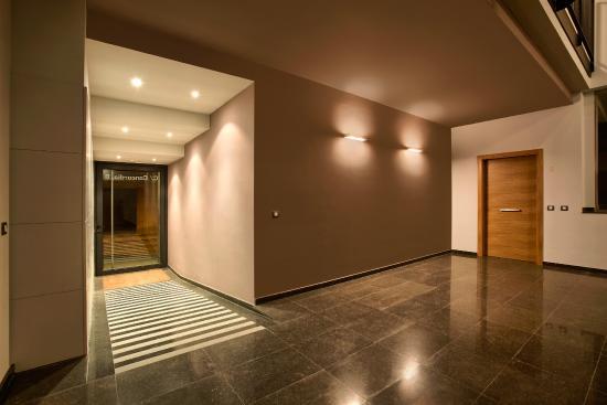 Apartamentos Terraza Figueres: Vestíbulo