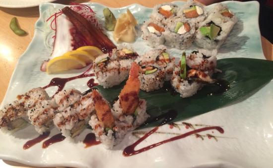 Glens Falls, NY: Sushi Assortment