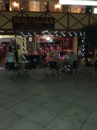 Nostalgia Bar & Grill