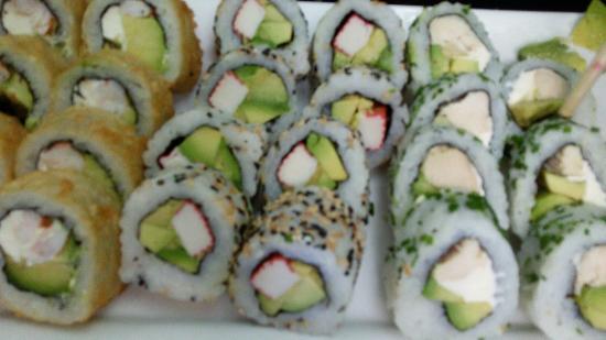 Akami Sushi