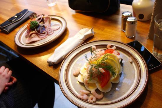 Smorrebrods Cafe