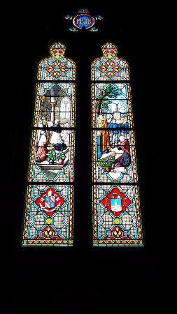 Quintin, Francia: Basilique Notre Dame de Délivrance
