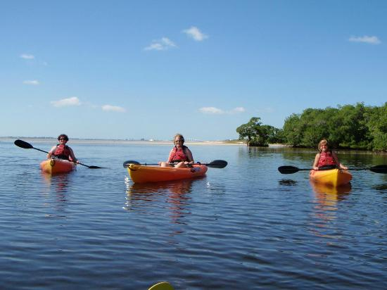 Kayak Excursions - Bunche Beach
