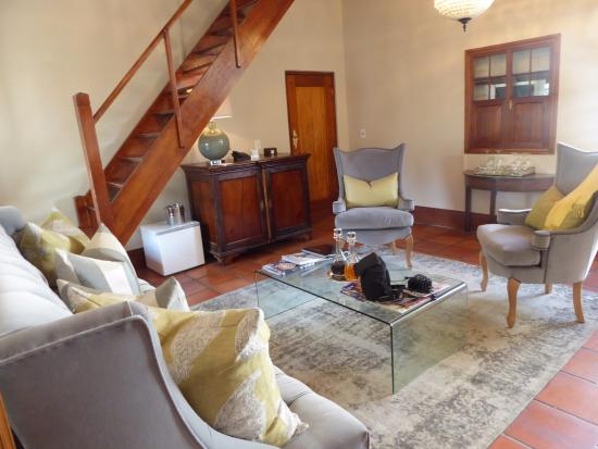 Steenberg Hotel: Separate Living Room With Access To The Private Terrace Part 84