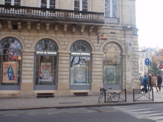 Office de tourisme de bordeaux picture of bordeaux tourist office bordeaux tripadvisor - Office tourisme de bordeaux ...