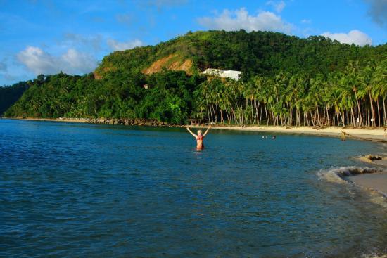 Marimegmeg Beach Palawan Philippines Picture Of