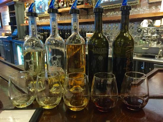 Jerome, AZ: Our Wine Tasting (the Holiday)