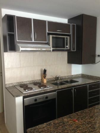 Arenales 2850: Cozinha