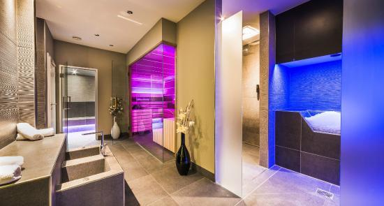 Hotel Am Hopfensee: Spa-Bereich