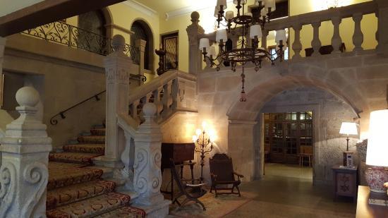 Parador de Pontevedra: Beautiful hotel!