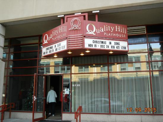 ‪Quality Hill Playhouse‬