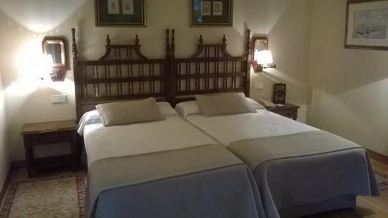 Parador de Pontevedra: Our room