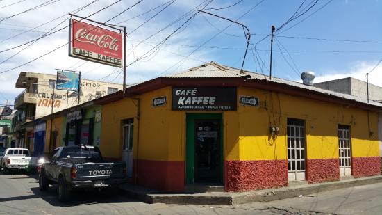 CAFÉ KAFFEE