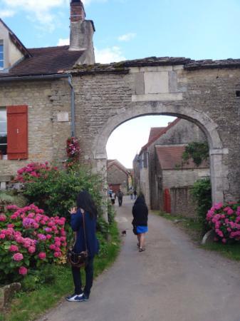 Chateauneuf, Francia: Château de Châteauneuf-en-Auxois