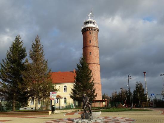 Jaroslawiec, โปแลนด์: Latarnia morska Jarosławiec
