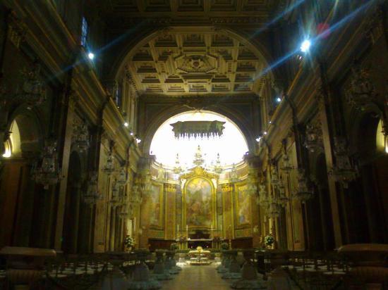 Interno Foto Di Santi Giovanni E Paolo Roma Tripadvisor
