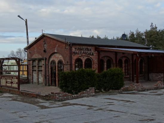Jaroslawiec, โปแลนด์: Stara tawerna