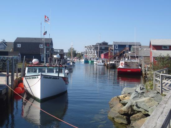 Halifax Seafood Restaurants Downtown