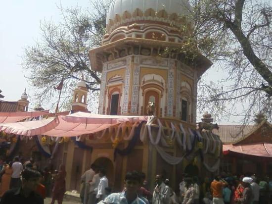 Nahan, الهند: Jai ma bala sundri