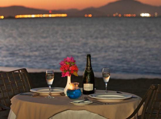 Loreto Bay Golf Resort & Spa at Baja: Cena