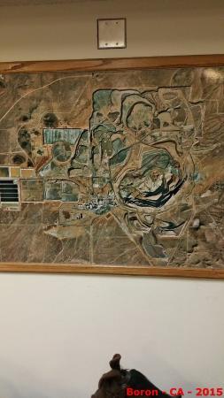 Boron, CA: more mine views