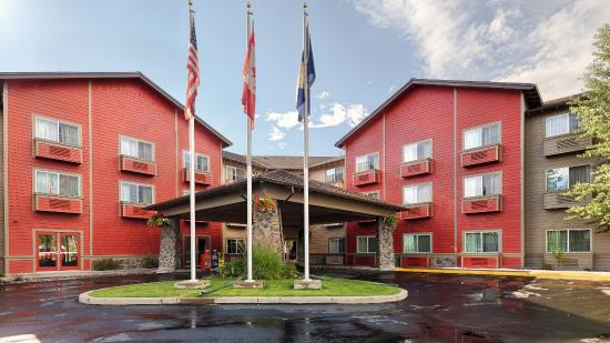Photo of Best Western Rocky Mountain Lodge Whitefish
