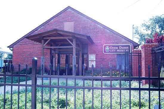 Oren Dunn City Museum: Museum