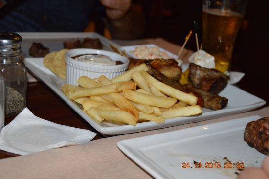 Carnivoro: El popurri