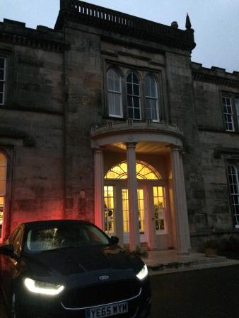 Kincaid House Hotel : It's the frontage